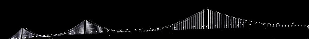 Bay Bridge by Kevin Dooley